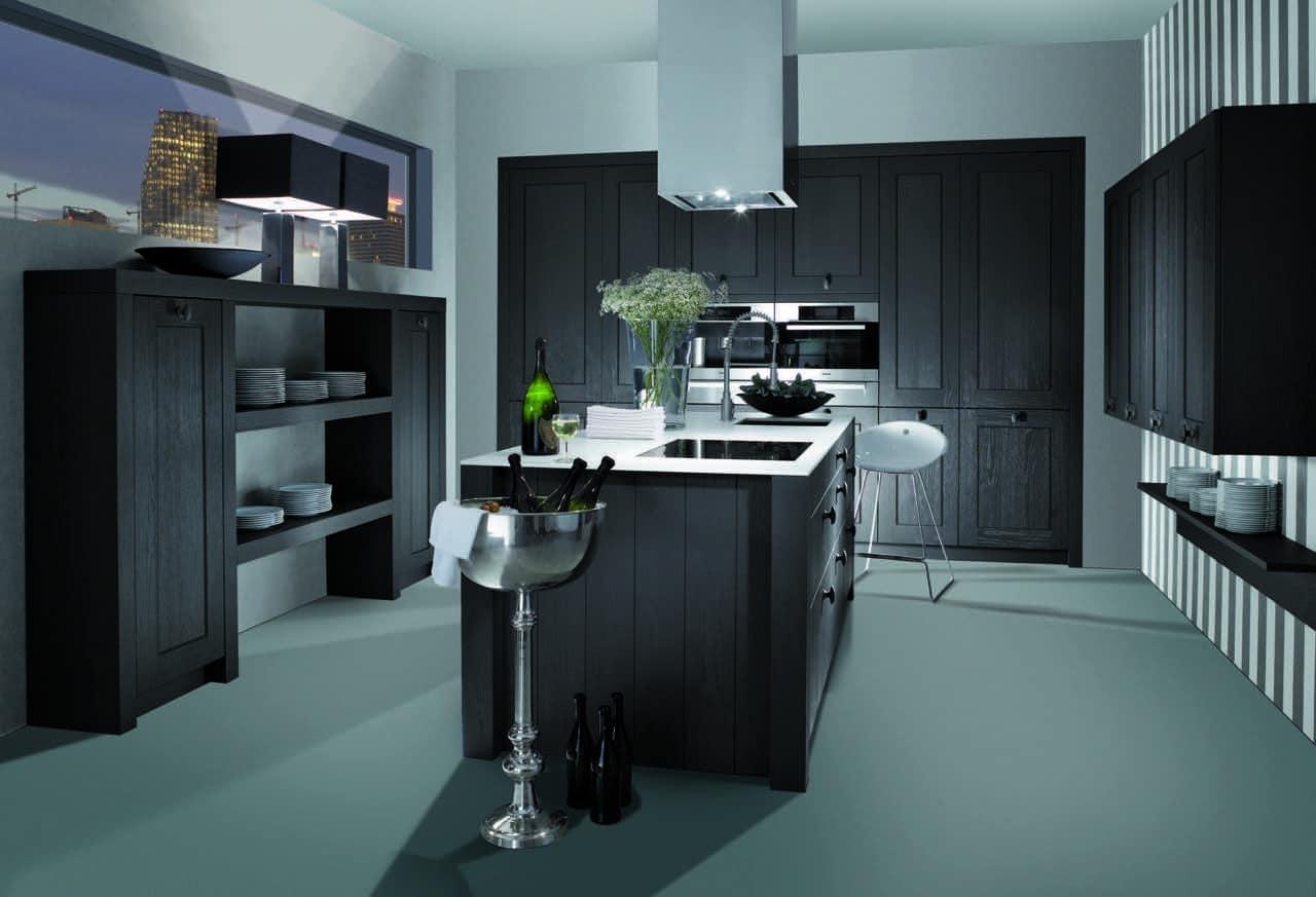 cuisine maison de campagne k k. Black Bedroom Furniture Sets. Home Design Ideas